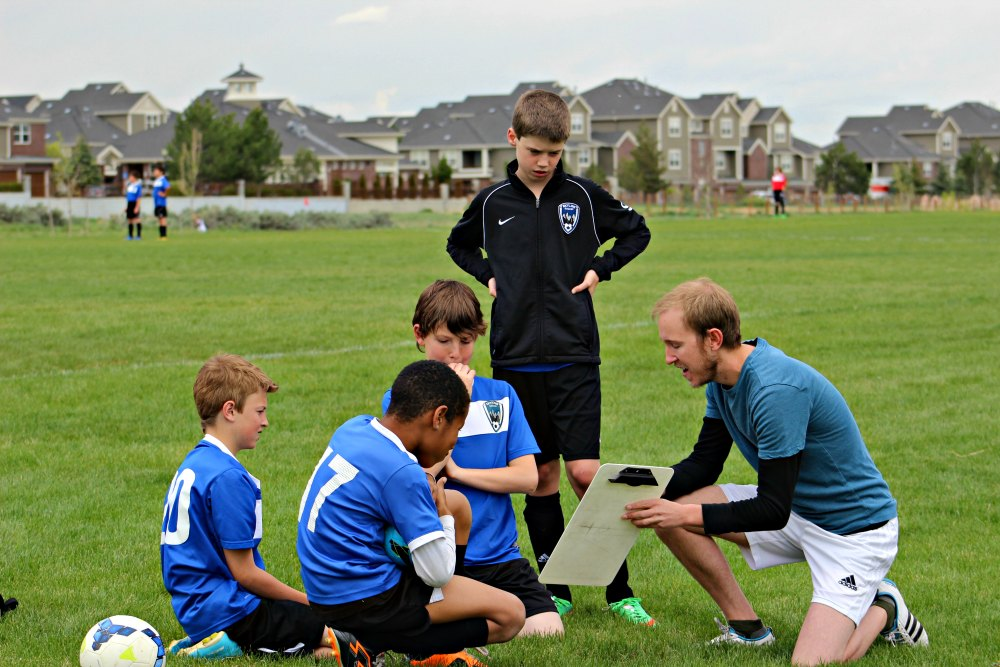 The life and times of a Grassroots Coach.... - Team Grassroots